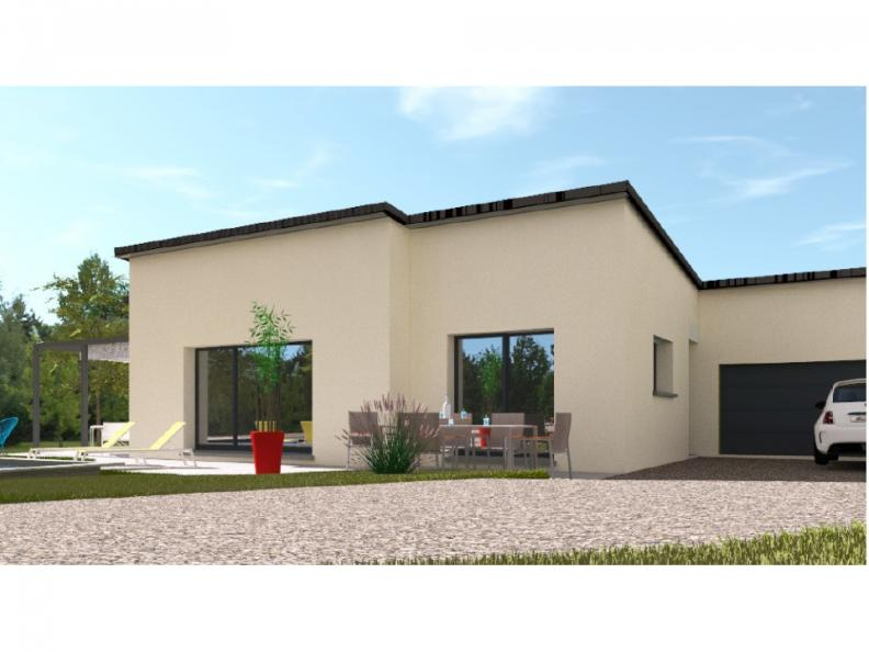 Modèle de maison PP129_P1850V8 : Vignette 1