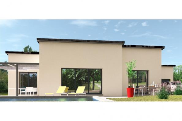 Modèle de maison PP129_P1850V8 3 chambres  : Photo 2