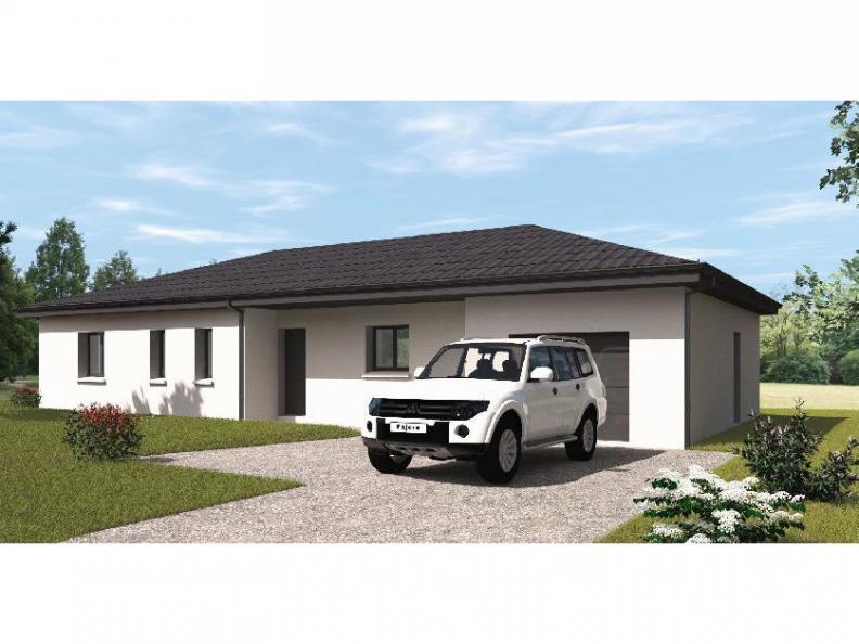 Modèle de maison PP115_P2040 : Vignette 1