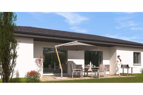 Modèle de maison PP115_P2040 3 chambres  : Photo 2