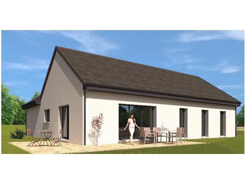 Modèle de maison PP114_P1986V4 : Vignette 1