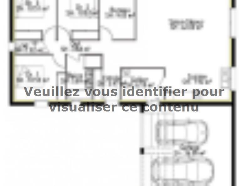 Plan de maison PP114_P1986V4 : Vignette 1