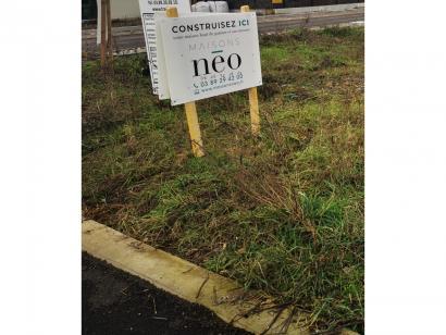 Terrain à vendre  à  Colmar (68000)  - 111250 € * : photo 2