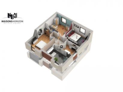 Terrain à vendre  à  Amnéville (57360)  - 66500 € * : photo 5