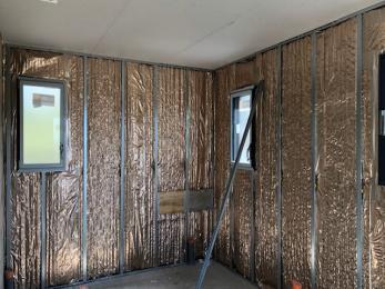 """Le concept """"HYBRIS"""" :  une avancée majeure pour l'isolation de la maison"""