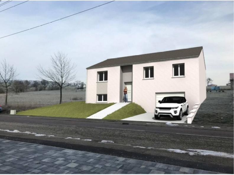 Maison neuve Longuyon 267500 € * : vignette 1