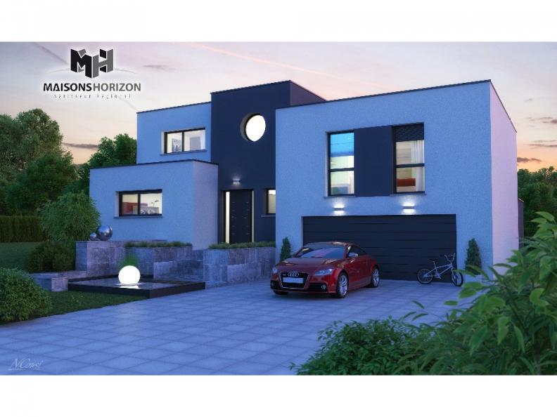 Maison neuve Longuyon 329000 € * : vignette 1