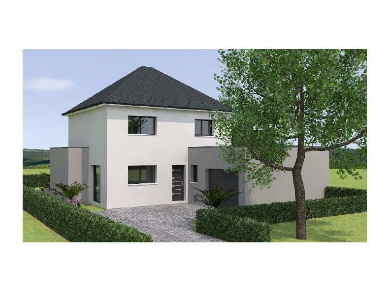 Modèle de maison R121122-3GA : Vignette 1