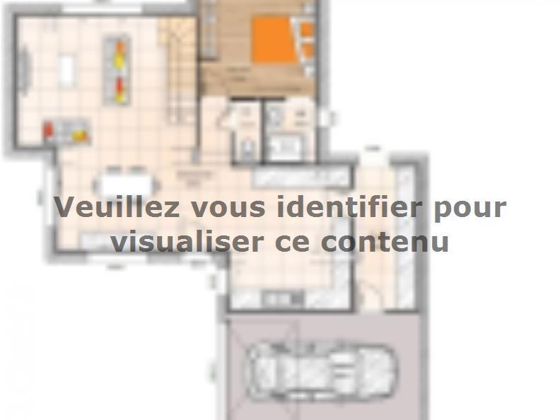 Plan de maison R121122-3GA : Vignette 1