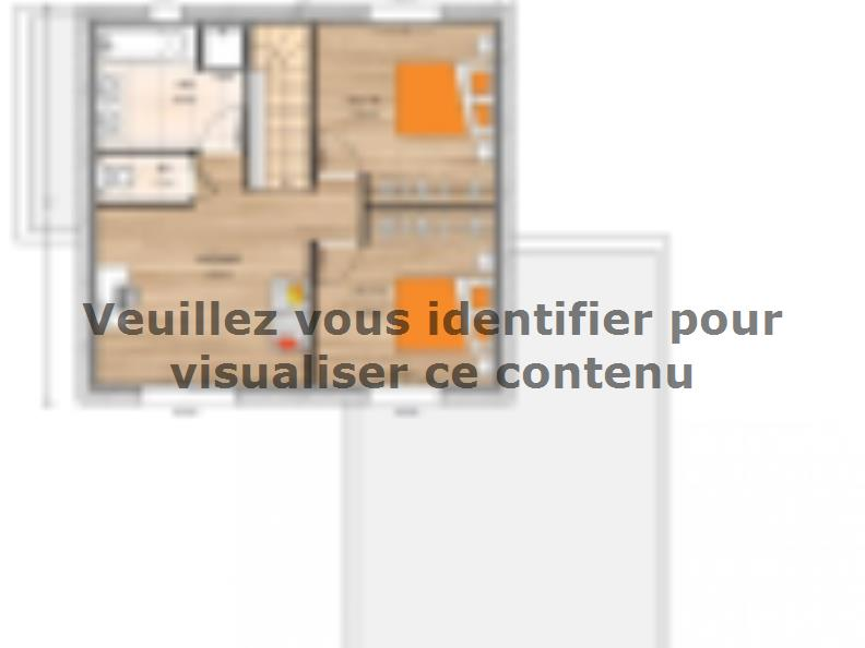 Plan de maison R121122-3GA : Vignette 2