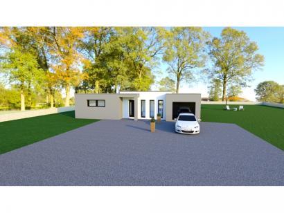 Maison neuve  à  Lorry-Mardigny (57420)  - 249999 € * : photo 3