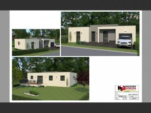 Maison neuve à Lorry-Mardigny (57420)<span class='prix'> 269000 €</span> 269000