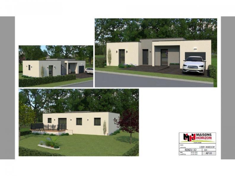 Maison neuve Lorry-Mardigny 269000 € * : vignette 1