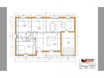 Maison neuve  à  Lorry-Mardigny (57420)  - 269000 € * : photo 2