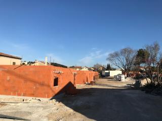 Nouveau lotissement Marseille 15ème
