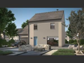 Maison neuve à Émalleville (27930)<span class='prix'> 173600 €</span> 173600
