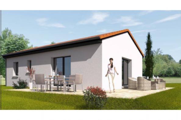 Modèle de maison PP70_P2063 2 chambres  : Photo 1