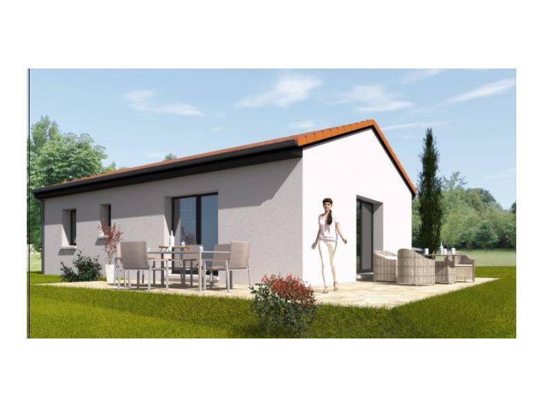Modèle de maison PP70_P2063 : Vignette 1