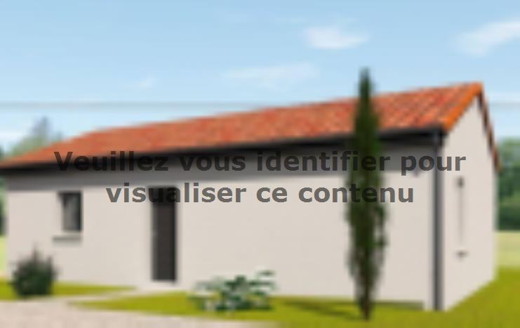 Modèle de maison PP70_P2063 : Vignette 2
