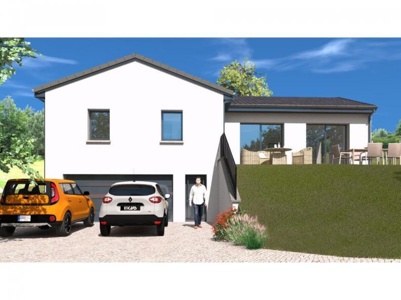 Modèle de maison SS110_P2134V2 : Vignette 1