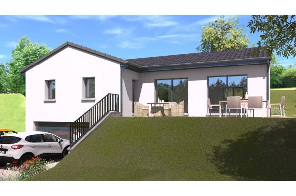 Modèle de maison SS110_P2134V2 4 chambres  : Photo 2