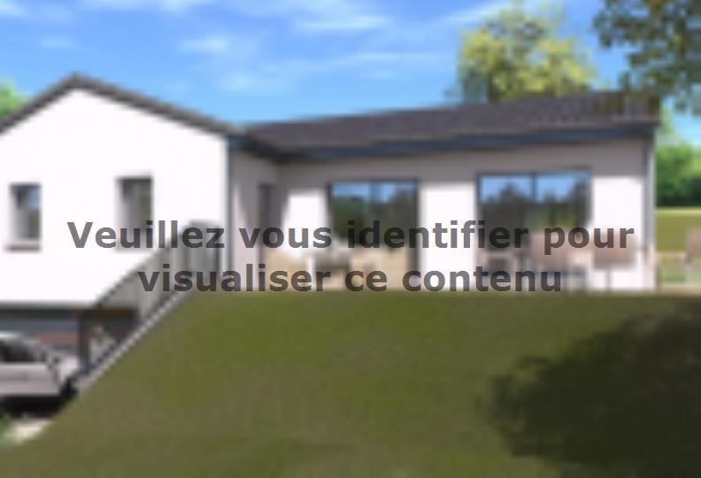 Modèle de maison SS110_P2134V2 : Vignette 2