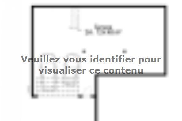 Plan de maison SS110_P2134V2 4 chambres  : Photo 2