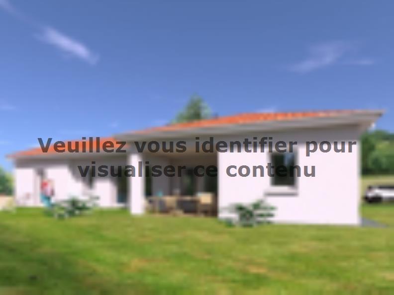 Modèle de maison PP135_P2081V2 : Vignette 2