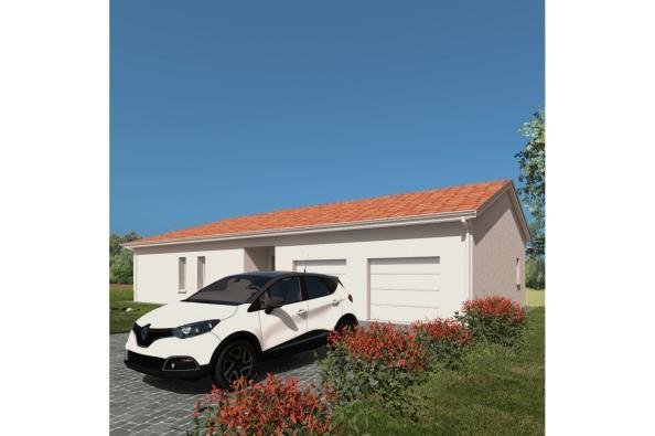 Modèle de maison PP135_P2081V2 4 chambres  : Photo 3