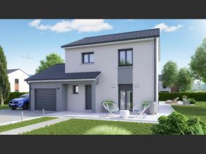 Maison neuve à Allondrelle-la-Malmaison (54260)<span class='prix'> 235000 €</span> 235000