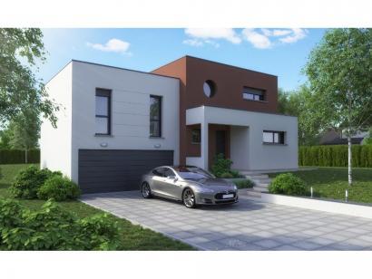 Maison neuve  à  Condé-Northen (57220)  - 299999 € * : photo 3