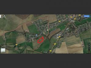 Terrain à vendre à Pommérieux (57420)<span class='prix'> 86000 €</span> 86000