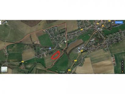 Terrain à vendre  à  Pommérieux (57420)  - 86000 € * : photo 1