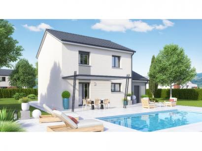 Maison neuve  à  Pommérieux (57420)  - 247000 € * : photo 2