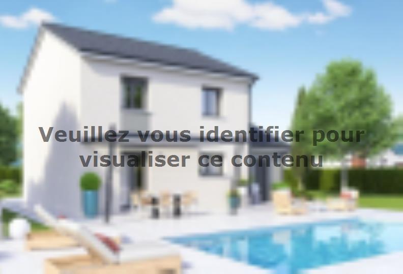 Maison neuve Pommérieux 247000 € * : vignette 2