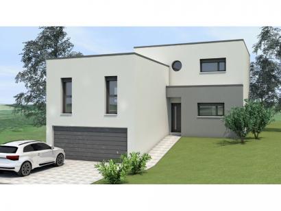 Maison neuve  à  Waldwisse (57480)  - 298000 € * : photo 1