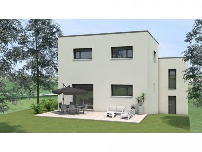 Maison neuve  à  Waldwisse (57480)  - 298000 € * : photo 2