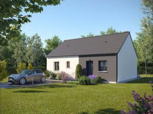 Maison neuve à Neufchâtel-en-Bray (76270)<span class='prix'> 137000 €</span> 137000
