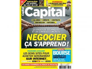 Le Magazine CAPITAL parle de nous !