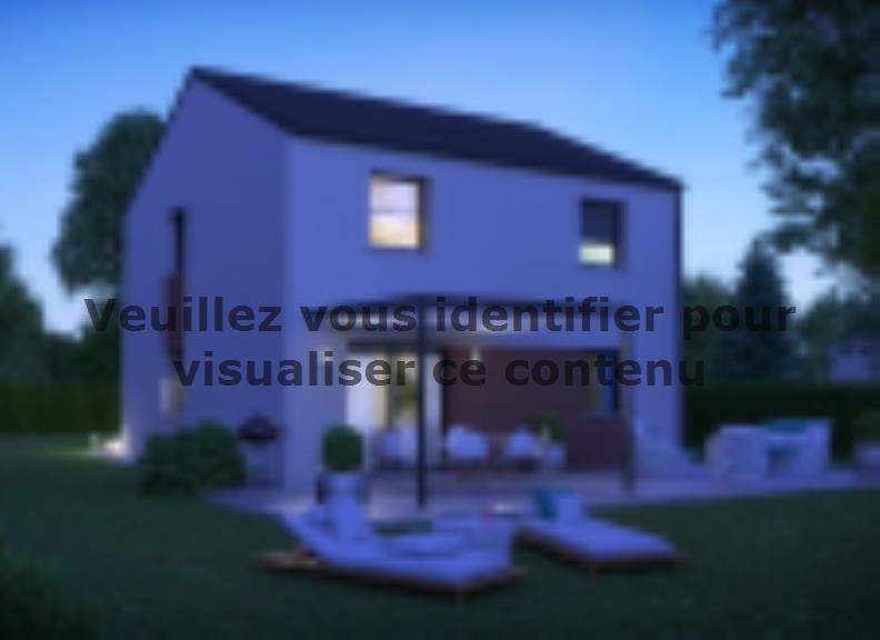 Maison neuve Pommérieux 228500 € * : vignette 2