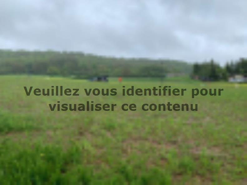 Terrain à vendre Contz-les-Bains130000 € * : vignette 3