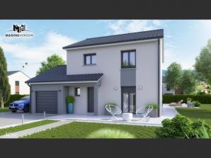 Maison neuve à Contz-les-Bains (57480)<span class='prix'> 299000 €</span> 299000