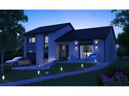 Maison neuve  à  Waldwisse (57480)  - 249000 € * : photo 1