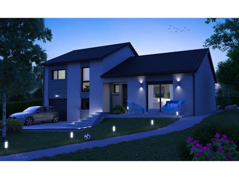 Maison neuve Waldwisse 249000 € * : vignette 1