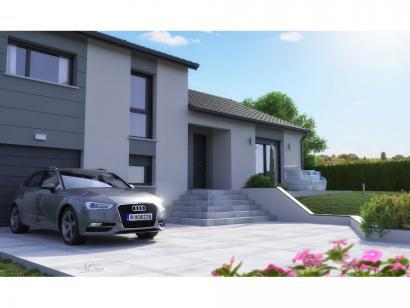 Maison neuve  à  Waldwisse (57480)  - 249000 € * : photo 5