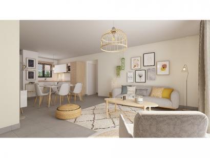 Modèle de maison Plain-pied GI 2 ch Trendy 2 chambres  : Photo 5
