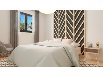 Modèle de maison Plain-pied GI 4 ch Trendy 4 chambres  : Photo 7