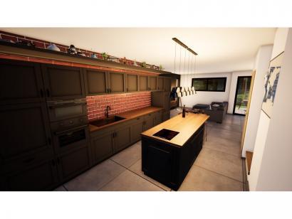 Maison neuve  à  Colmar (68000)  - 369900 € * : photo 2