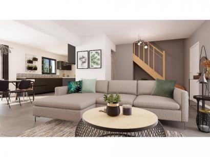Modèle de maison Combles GI 3 ch Design 3 chambres  : Photo 3