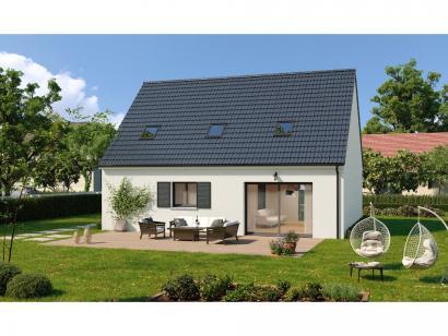 Modèle de maison Combles GI 3 ch Trendy 3 chambres  : Photo 2